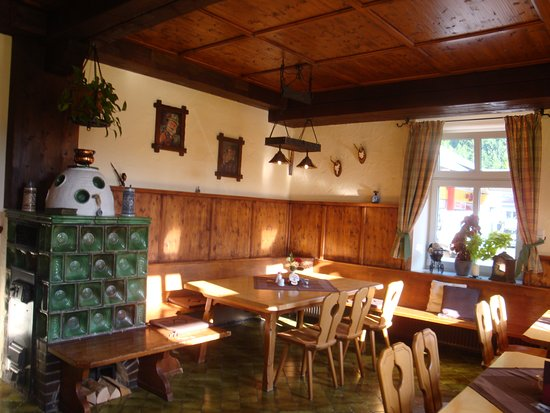 Oberau, Germany: Gaststube