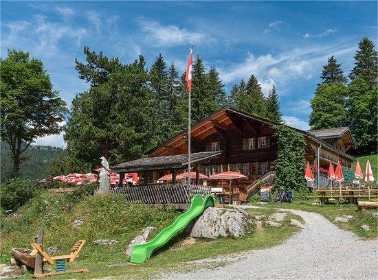 Lauenen, Switzerland: Aussenansicht