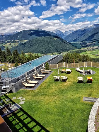 Alpin panorama hotel hubertus valdaora sorafurcia prezzi 2018 e recensioni - Piscina panoramica valdaora ...