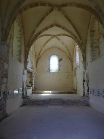 Fougerolles, Frankrike: Abbey of Varennes