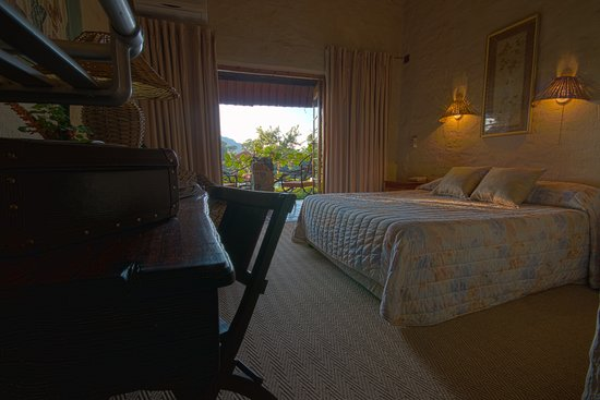 Malelane, Zuid-Afrika: Double - room ground floor