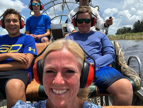 West Palm Beach Airboat Rides