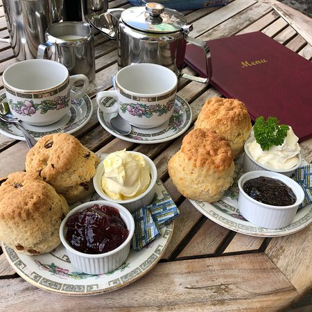 The Village Tea Rooms Tintagel