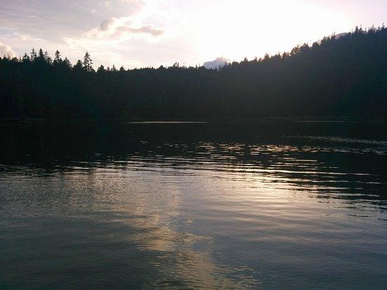 Mosern, Áustria: Lakem 10 minutes walk from the hotel