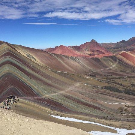 schönste tage danke jc クスコ pachamama peru trekの写真