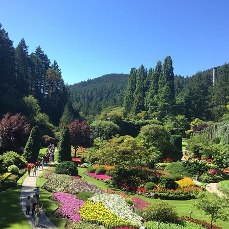 The Butchart Gardens (Central Saanich) - 2018 All You Need to Know ...