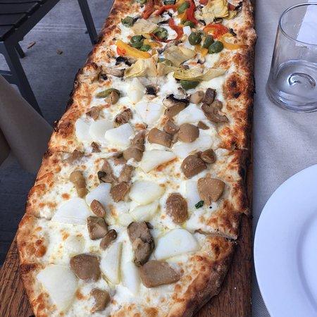 Niente da dire: ottima pizza!