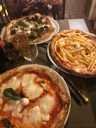 Pizzeria La Pecora Viziosa: Very Good!
