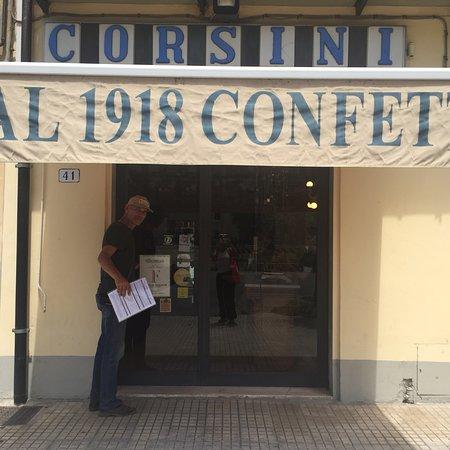 Bruno Corsini - La dolce tradizione di Pistoia dal 1918