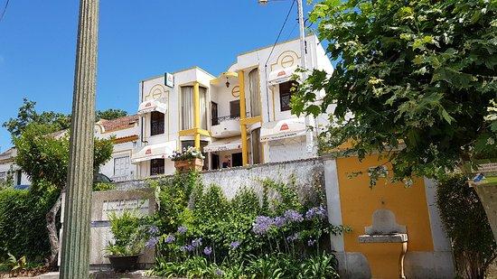 Vila Nogueira de Azeitao, Portugal: Restaurante Jardim do Moscatel