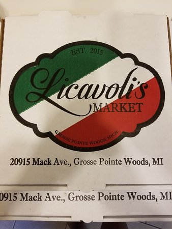 Grosse Pointe Woods, MI: Licavoli's Market GP