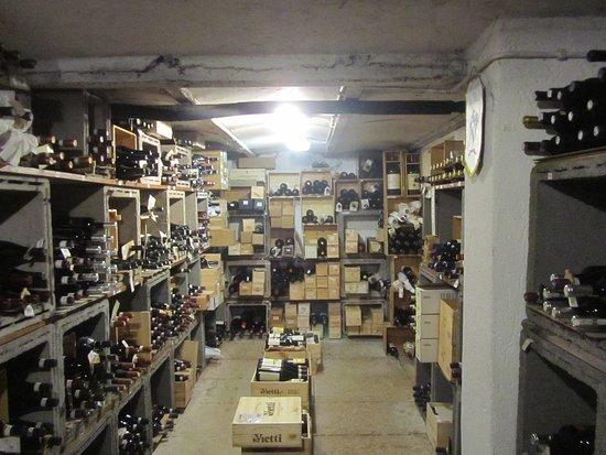 Puos d'Alpago, Italië: La Cantina