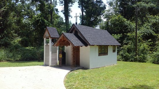 Memory Park Christ Chapel