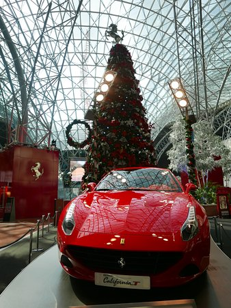 Ferrari World Abu Dhabi: Inside the park