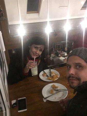 Casa do Pastel: Delícia