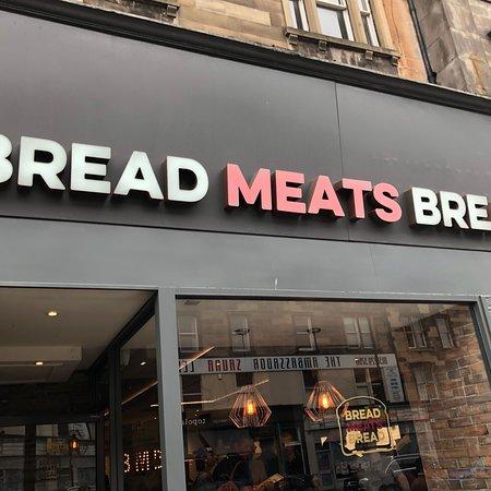 Bread Meats Bread Foto