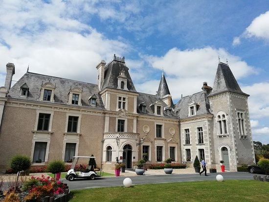Saint-Laurent-sur-Sevre, Frankrike: Le Château