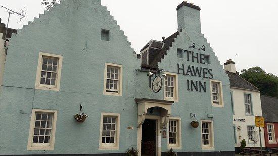 Hawes Inn Restaurant: The exterior