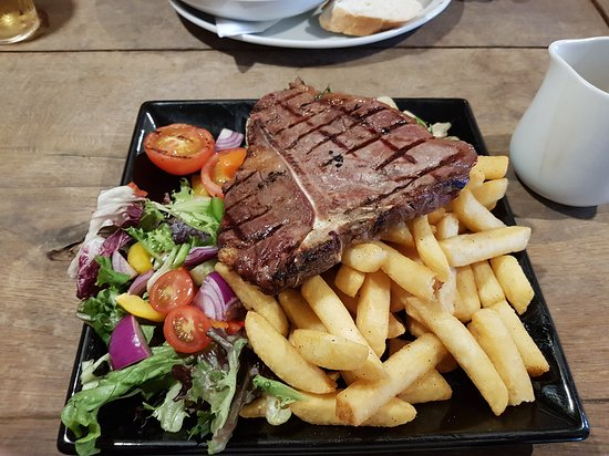 The Zetland Arms: T'Bone