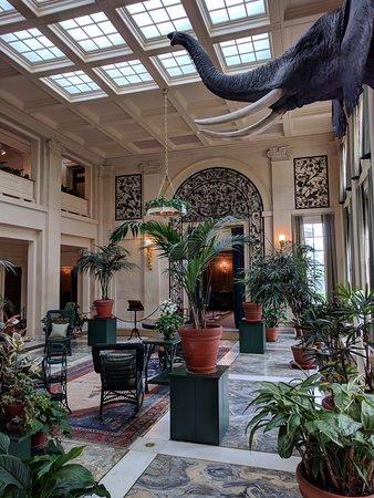George Eastman Museum: Room in the Eastman mansion