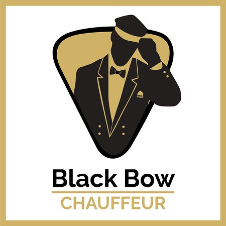 Black Bow Chauffeur