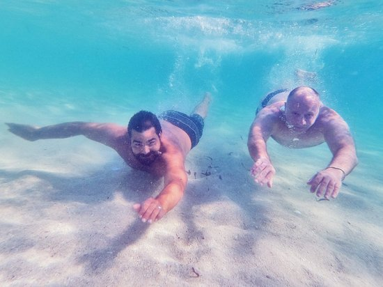 Anakao, Madagascar: Diving and having fun on July 2018!