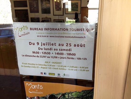 Bessines-sur-Gartempe, França: Visite indispensable pour profiter pleinement des ressources locales