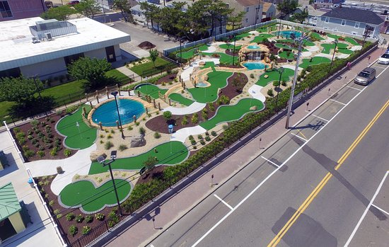 Seaside Heights, Nueva Jersey: 18 holes of fun for the entire family