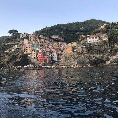 Boat Tour Cinque Terre