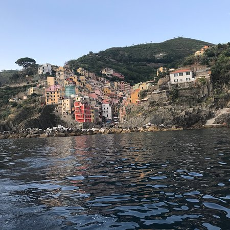 Levanto, Italia: Boat Tour Cinque Terre