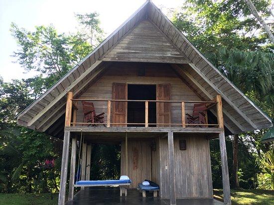 Manzanillo, Costa Rica: bungalow