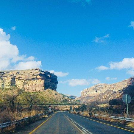 Free State, Sydafrika: Golden Gate Highlands National Park