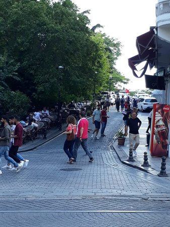 Sultanahmet District Photo