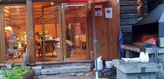 Evolene, Switzerland: La Petite Auberge