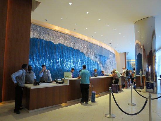 Front of the hotel - Picture of Ocean Resort Casino, Atlantic City -  Tripadvisor