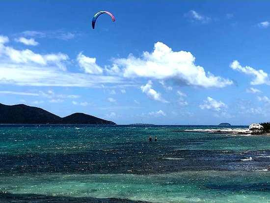 Road Town, Tortola: Kitesurfbvi