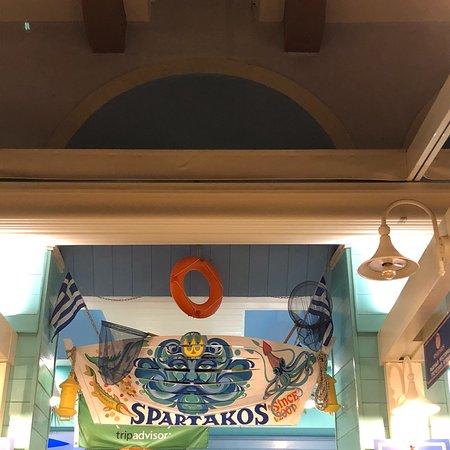Spartakos Taverna Photo