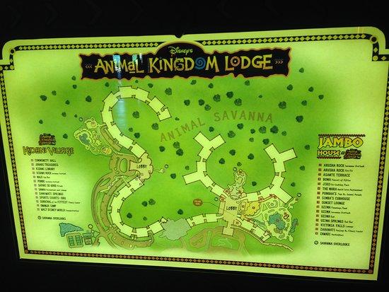 Disney\'s Animal Kingdom Lodge - Picture of Disney\'s Animal ...