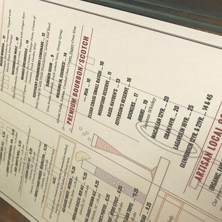 Flatiron Kitchen + Taphouse, Davidson - Menu, Prices & Restaurant ...