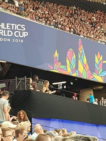 Queen Elizabeth Olympic Park: 20180714_204917_large.jpg