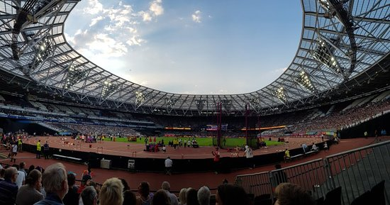 Queen Elizabeth Olympic Park: 20180714_195300_large.jpg