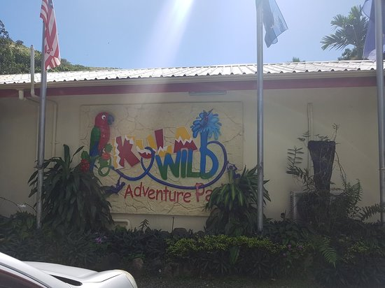 Kula Wild Adventure Park照片