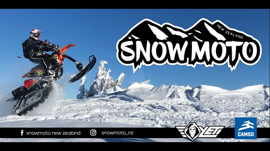‪‪Cromwell‬, نيوزيلندا: SNOWMOTO NEW ZEALAND - Guided Tours Queenstown‬