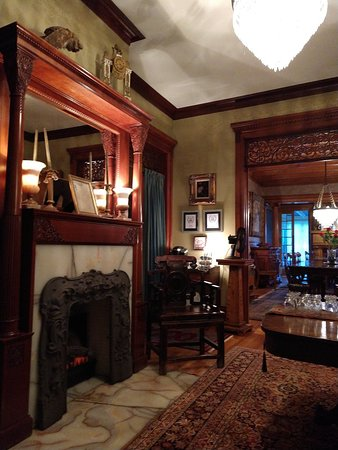 Smethport, Pensylwania: Mansion District Inn ---