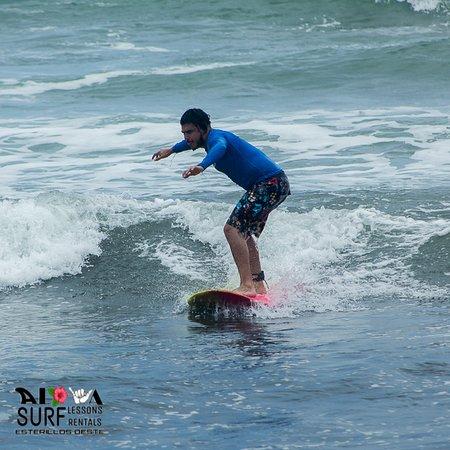 Esterillos Oeste, Costa Rica: Surf lessons 13/7/2018