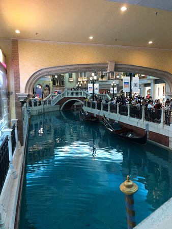 Quaint shopping mall