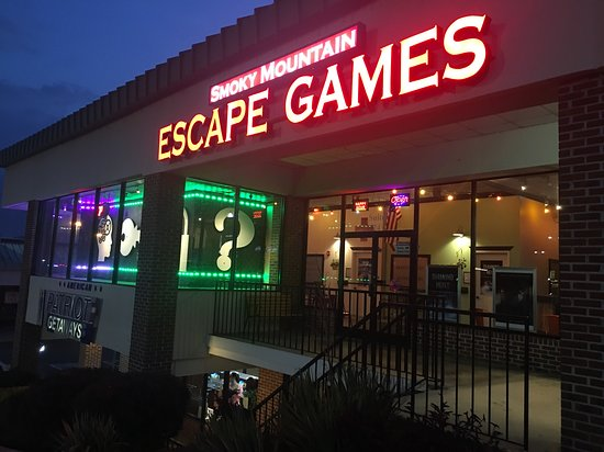 ‪Smoky Mountain Escape Games‬