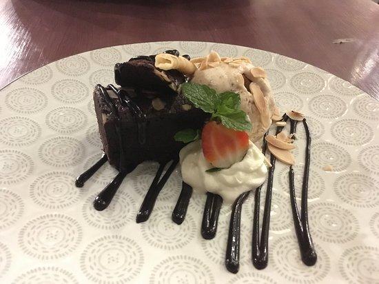 Balique Restaurant: Desert (I LOVE IT!!!)