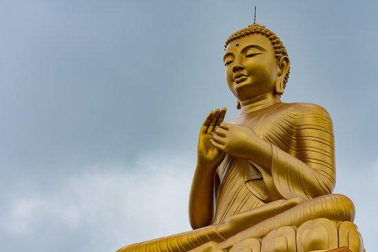 Kelaniya, Srí Lanka: Manelwatta Temple