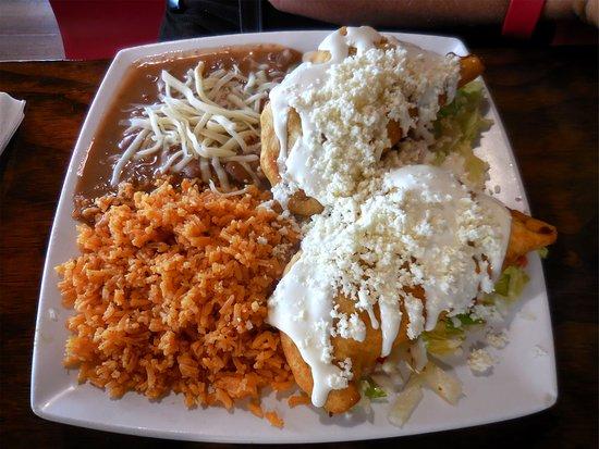 La Cabane de Raya: Empanadas